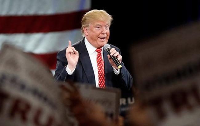Фото: кандидат у президенти США від Республіканської партії Дональд Трамп (Associated Press)