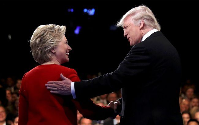 Фото: кандидаты в президенты США