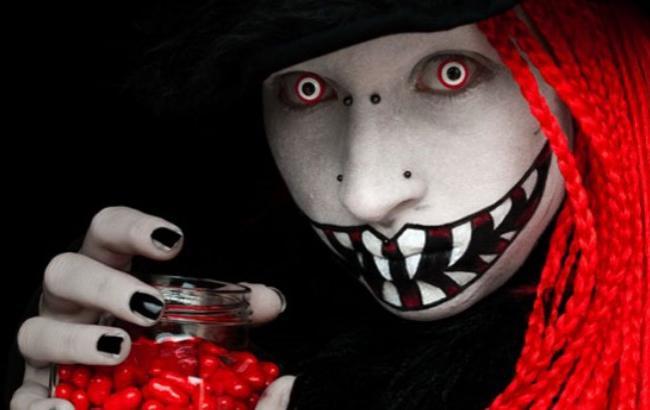 """""""Ну що ж ти страшна така"""": геніальні ідеї для макіяжу на Хеллоуїн"""
