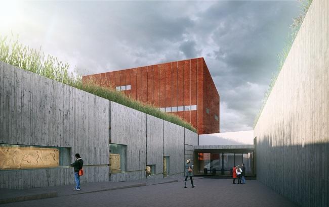 Музей Трои в Турции