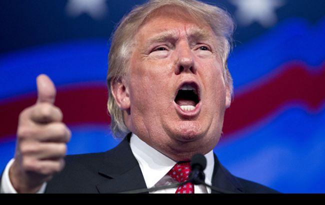 Фото: Трамп также предложил сократить максимальное налогообложение в стране с нынешних 40% до 33%