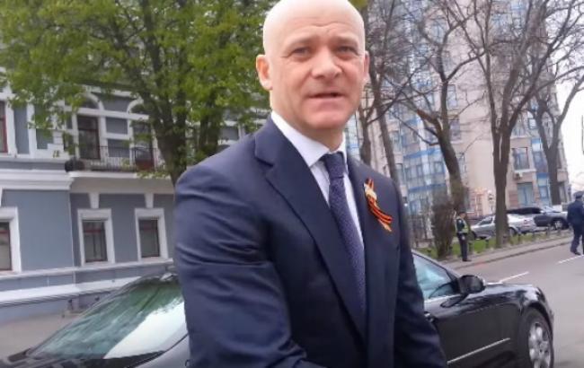 Вибори в Одесі: мером міста за підсумками підрахунку 2/3 дільниць залишається Труханов