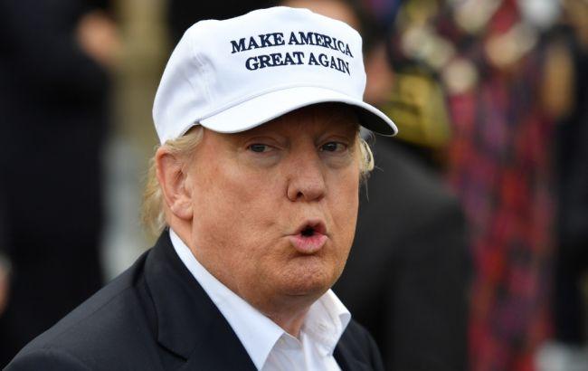 Фото: кандидат в президенти США від Республіканської партії Дональд Трамп