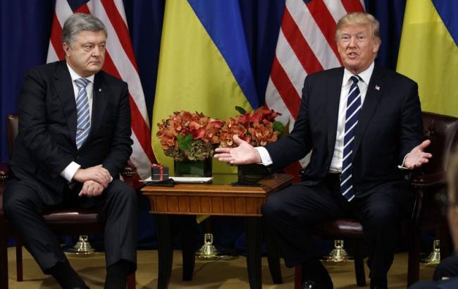 Попередження від Трампа: Україні слід добре ставитися до американських компаній