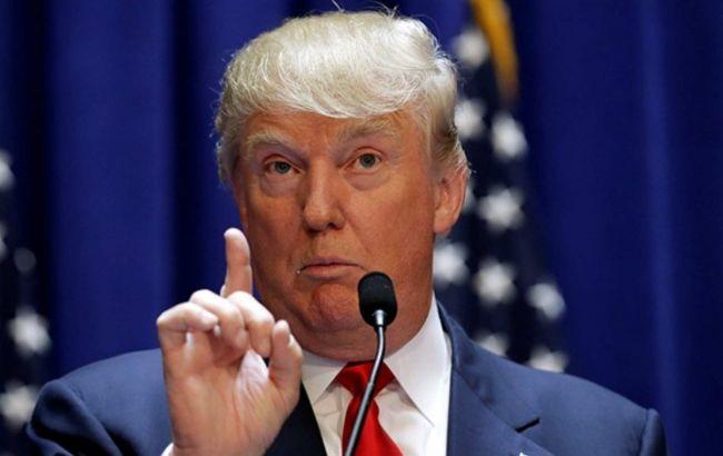 Інавгурація Трампа відбудеться сьогодні в США