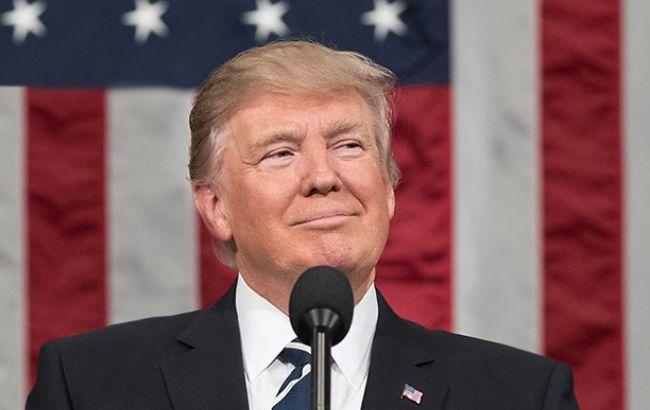 Фото: президент США Дональд Трамп (facebook.com/POTUS)
