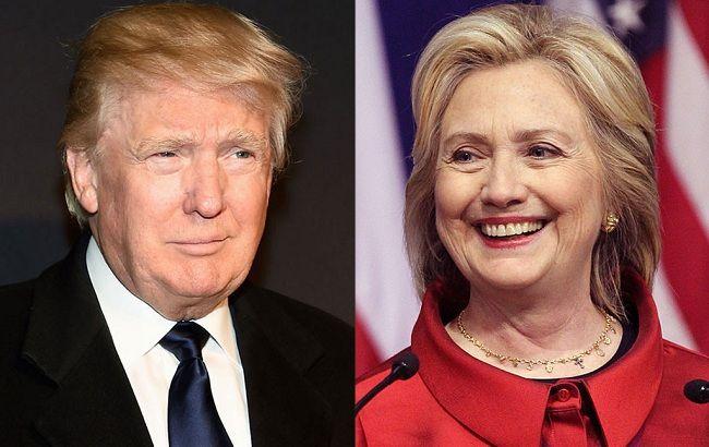 Сокращение до двух: Клинтон и Трамп выиграли праймериз в США
