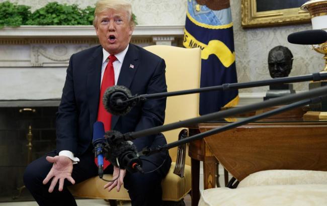 Фото: Дональд Трамп (Evan Vucci / Associated Press)