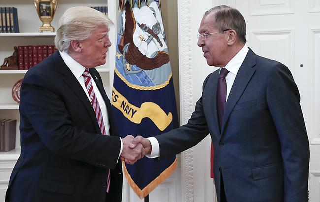 Дональд Трамп не зміг взяти себе в руки, і поставити Росію на місце  (фото - mid.ru)