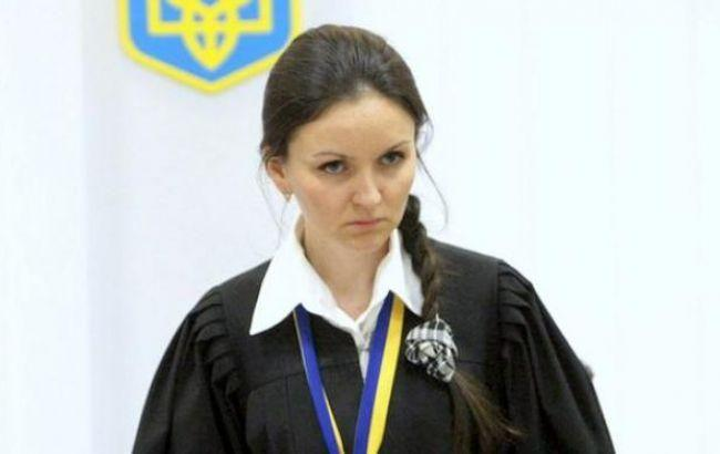 Вищий адмінсуд відмовив Царевич у поновленні на посаді