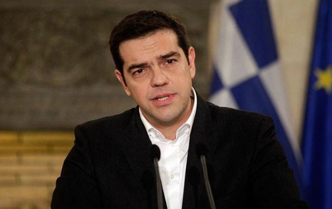 Ципрас принял присягу премьер-министра Греции