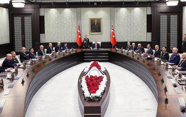 Фото: Рада національної безпеки Туреччини виступає за продовження надзвичайного стану в країні