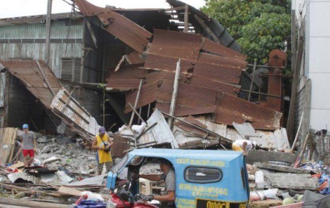 Землетрясение магнитудой 6,0 зафиксировали вТайване