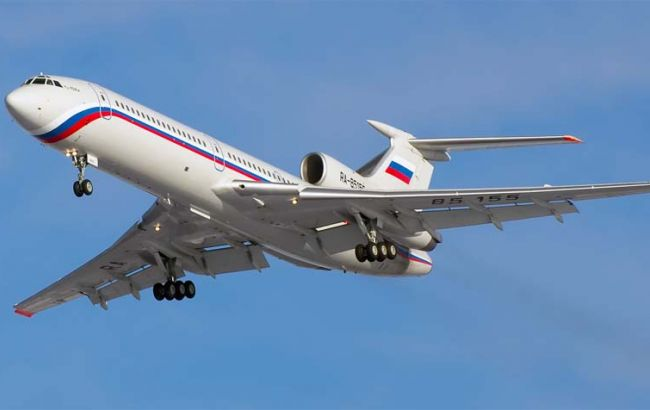 Обломки пропавшего Ту-154 отыскали вЧёрном море