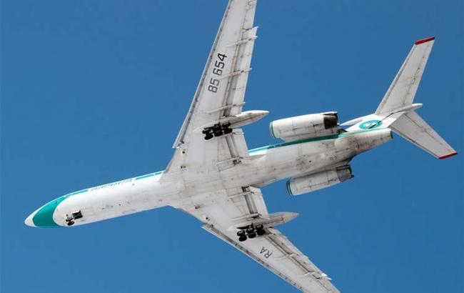 Фото: самолет Ту-154М