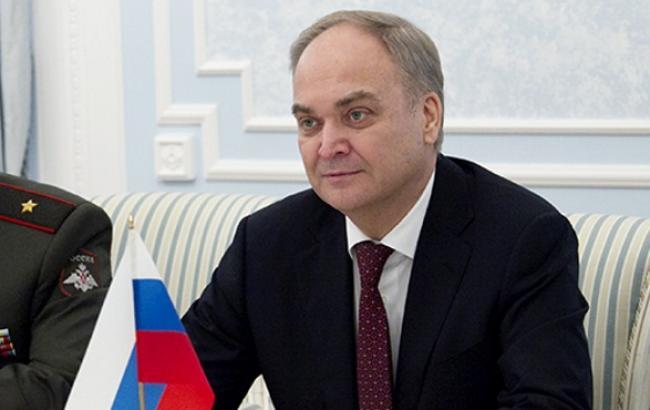 Заступник міністра оборони РФ Анатолій Антонов