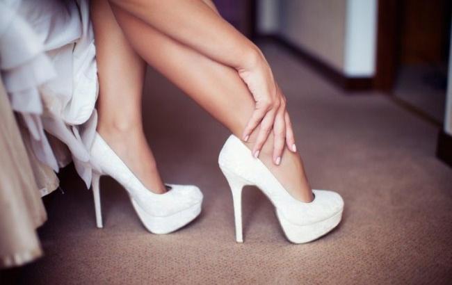 Як підібрати туфлі на підборах як правильно обрати туфлі 4773dcf81109d