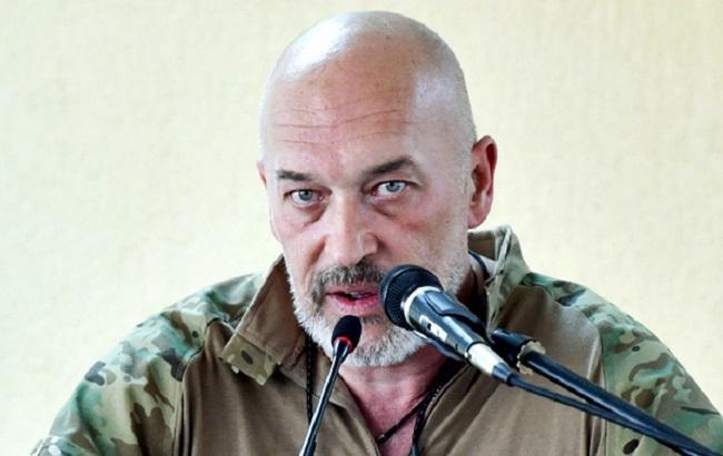 Фото: Георгій Тука розповів про стратегію повернення Донбасу