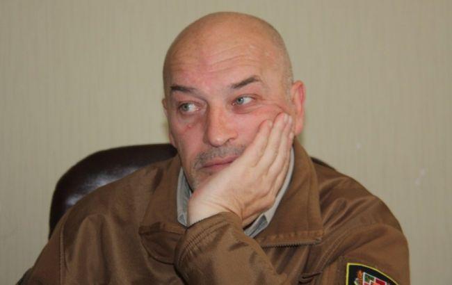 Тука допускає закриття КПП в Станиці Луганській за порушення мінських угод
