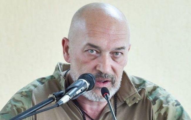 Фото: Георгий Тука сообщил о боях в Станице Луганской