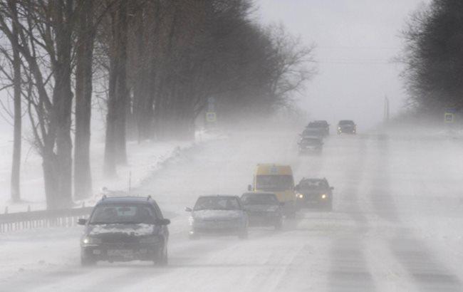 Фото: Синоптики прогнозують туман і ожеледицю (nn.by)