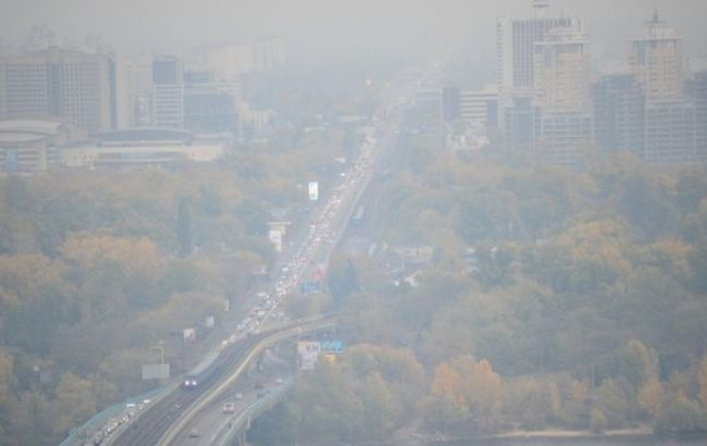 Фото: в Киеве 6 октября ожидается туман
