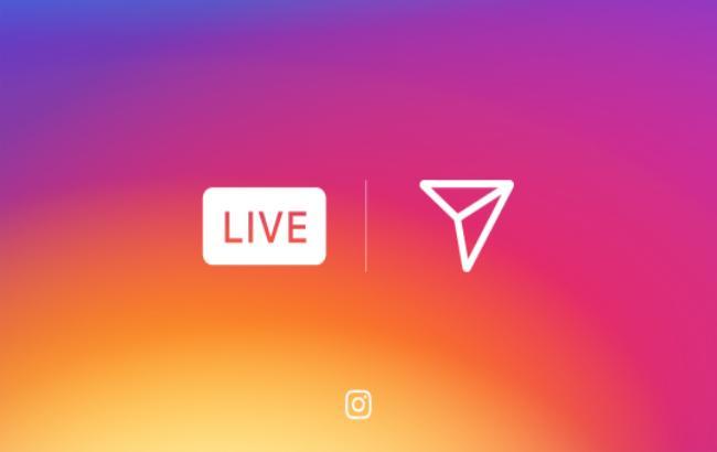 Фото: Instagram запустил прямые видеотрансляции