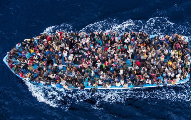 Неменее 2-х тыс. мигрантов спасены вСредиземном море засутки