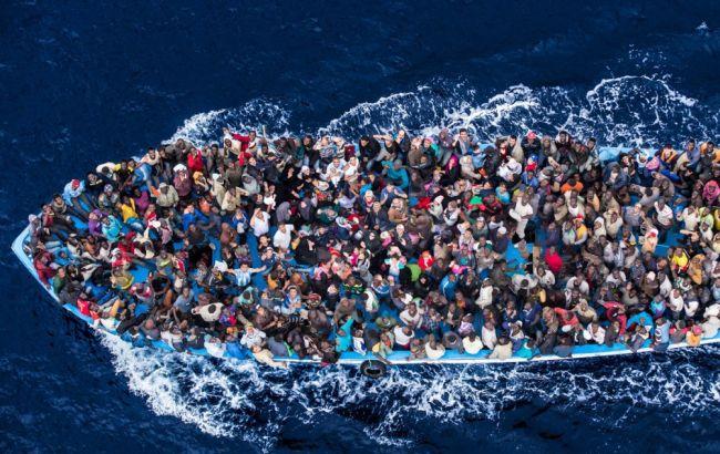 Фото: у 2016 році понад 260 тис. мігрантів прибули в Європу