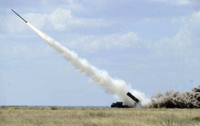 Фото: ракетный пуск