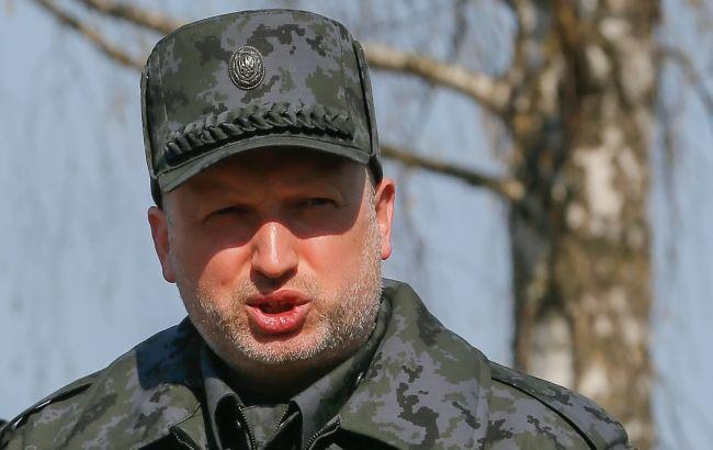 Турчинов анонсировал разработку новейших видов вооружения