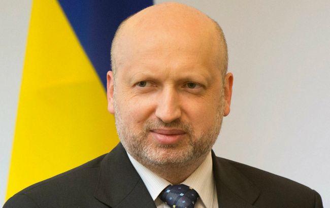 Турчинов: мы не допустим каких-либо попыток дестабилизировать ситуацию в праздничные дни