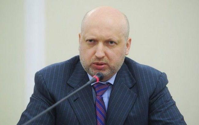 Турчинов: Украина и Турция имеют возможность объединиться для сохранения баланса сил в Черном море