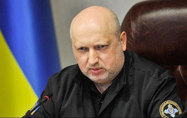Фото: секретар РНБО Олександр Турчинов (turchynov.com)