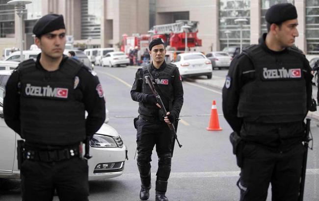 Фото: турецкая полиция