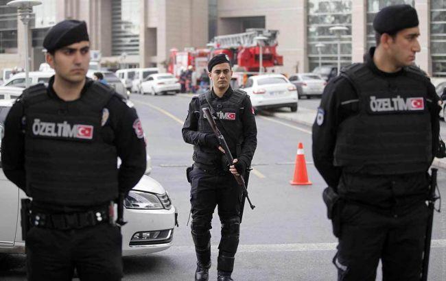 Фото: полиция в Турции