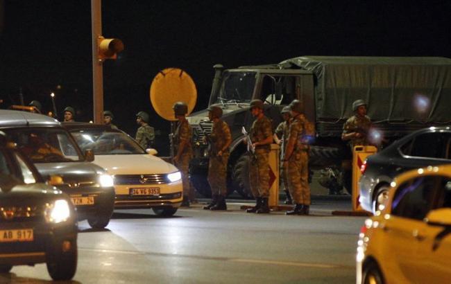 Фото: попытка переворота в Турции может повлиять на действия США