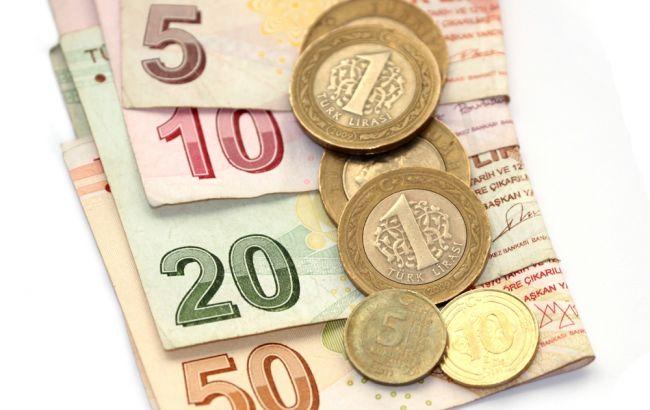 Турецкая лира— худшая валюта года