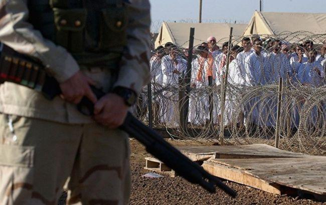 Фото: в'язниця в Сирії