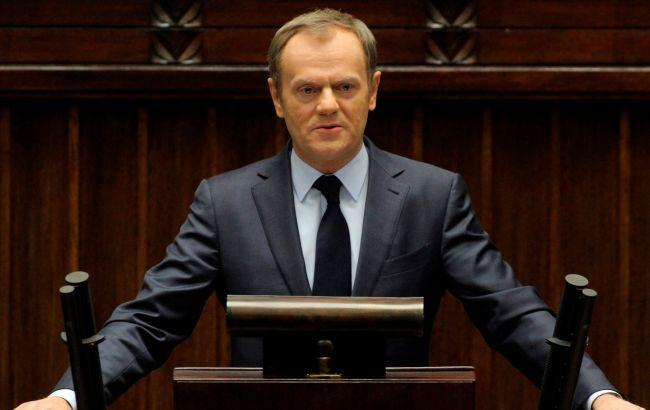 европейский политик Дональд Туск