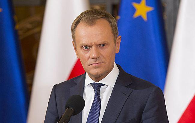 """Туск назвал Россию """"стратегической проблемой"""" ЕС"""