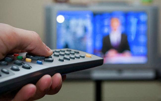Дослідження: частка української мови в телеефірі скоротилася до 23%