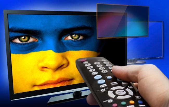 Української мови у телевізорі стане більше, але ще не 100%