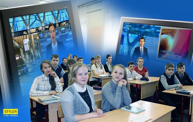 В РФ учительница жестоко избила школьника (видео)