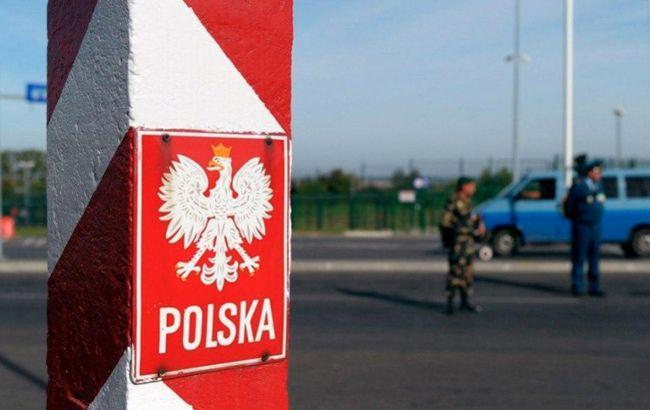 Польща почала приймати перших біженців з Білорусі