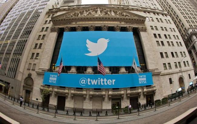Квартальна виручка Twitter зросла на 36%