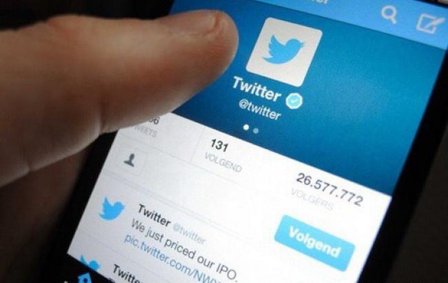 Twitter відобразить мікроблоги за популярністю