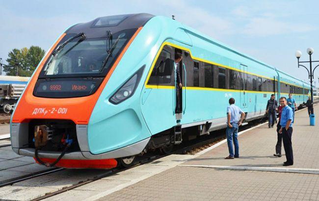Швидкісний потяг між Києвом і Запоріжжям буде курсувати щодня