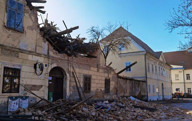 Землетрясения в Хорватии: рекомендации посольства для украинцев