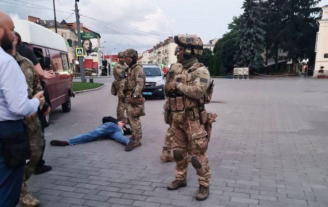 Луцкий террорист ранее находился под наблюдением правоохранителей, - Нацполиция